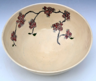 Cherry Serving Bowl