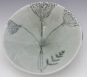 Queen Anne's Lace Bowl