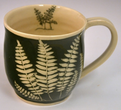 Boston Fern Mug