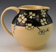 Dogwood Pitcher