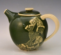 Gingko Tea Pot