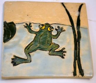 Frog Mishima Tile